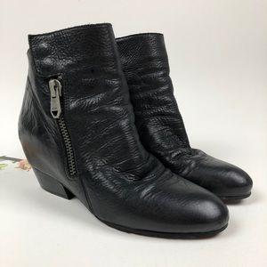 Naya Ankle Boot Fillie Slouch Hidden Wedge Sz 8,5